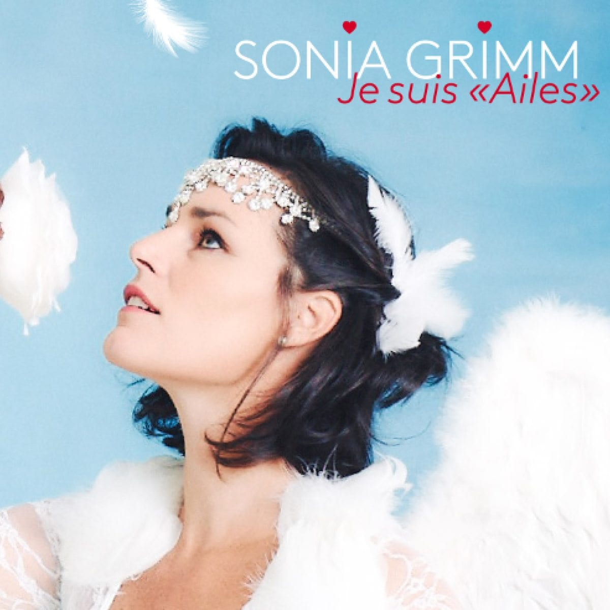 Sonia Grimm - Je suis ailes - CD